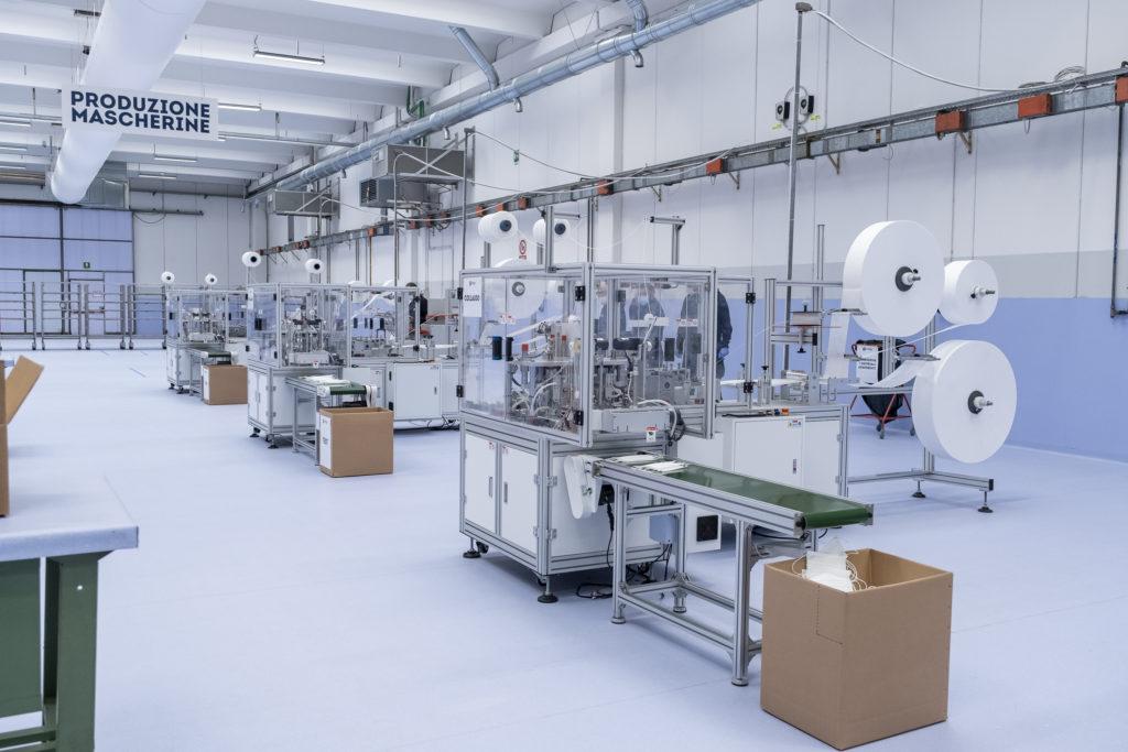 Production-plant